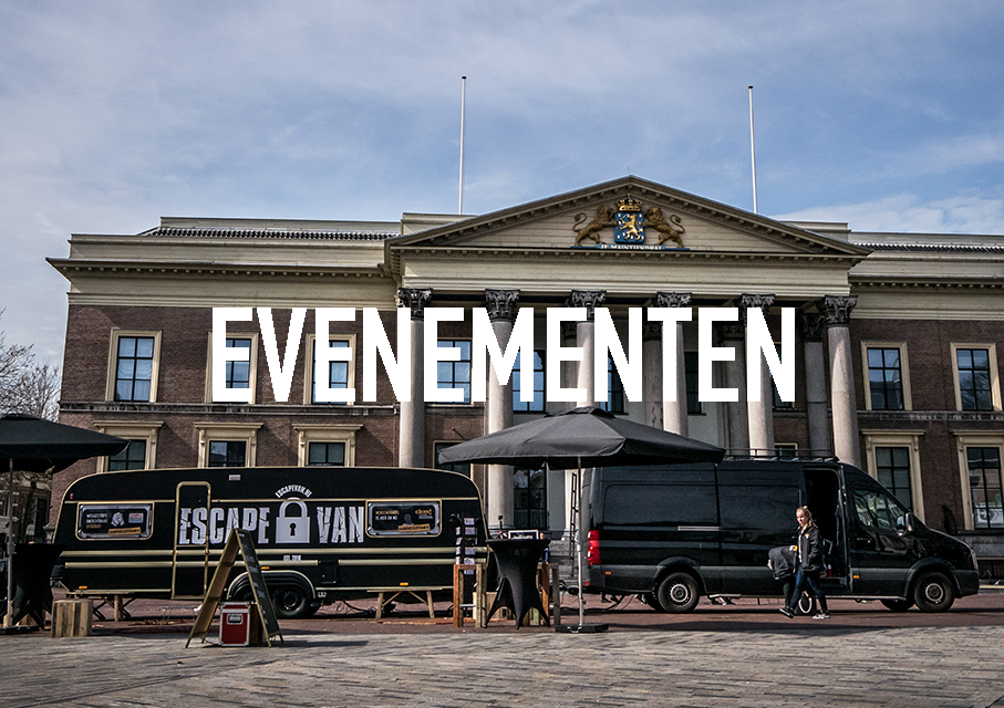Escapevan Evenementen Escaperoom